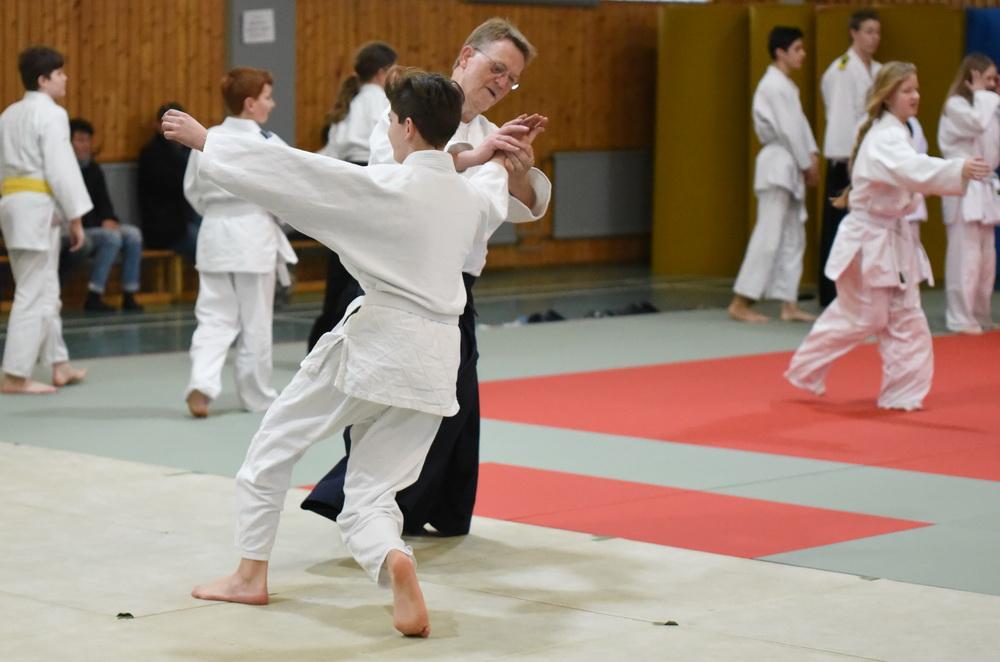 Dating mit jemandem ein mädchen, das judo tut