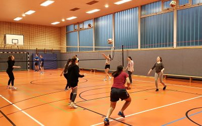 Volleyballabteilung startet Angebote wieder Jugendtraining ab 25.08.2020 mit Anmeldung / Corona-Schutzregeln sind zu beachten!!!