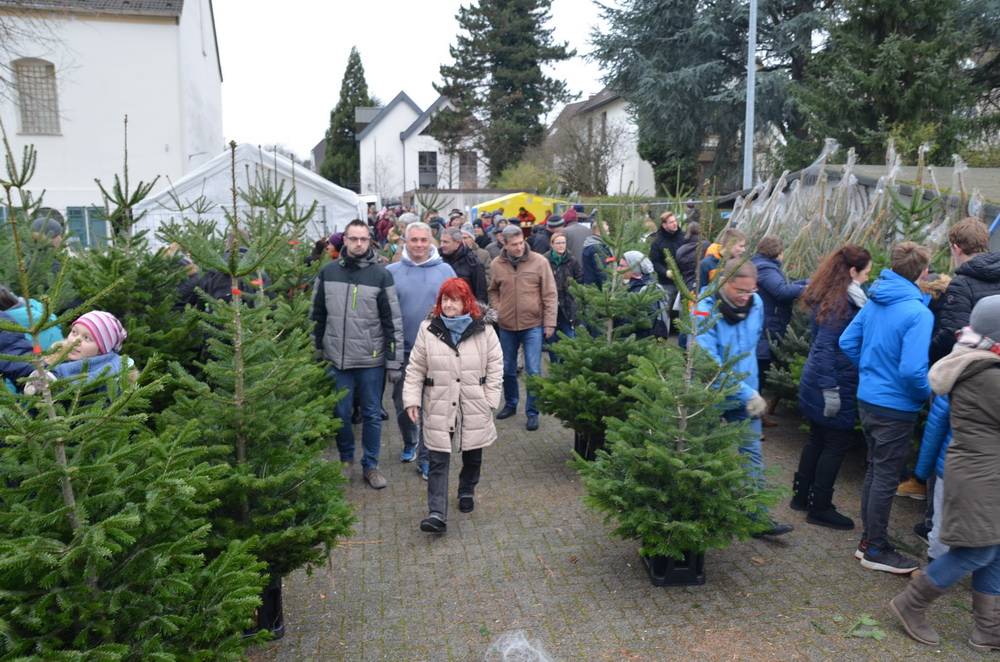 Weihnachtsbaum-Verkauf entfällt Auf Grund der Corona-Pandemie ist die Durchführung des Weihnachtsbaum-Verkaufs in diesem Jahr leider nicht möglich.