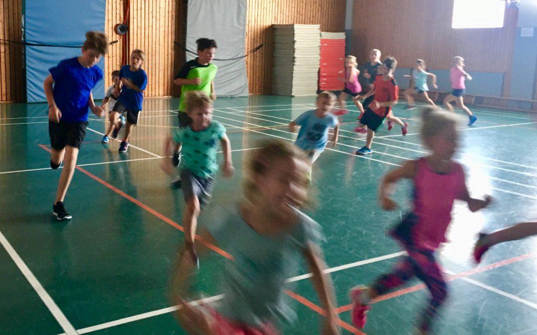 Osterferiensport – Halbtagsangebot für 8- bis 12-Jährige vom 14. bis 16. April 2020
