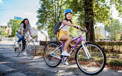 STADTRADELN – Radeln für ein gutes Klima Der HTV ist wieder dabei! 06.09. - 26.09.2020