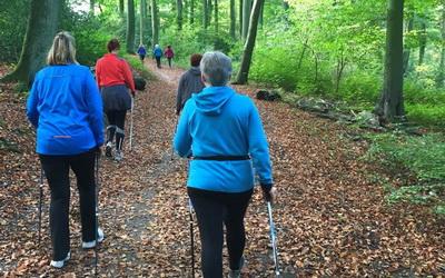 Nordic Walking – Präventionskurs im Ittertal Am 18.09.2020 startet ein neuer Präventionskurs