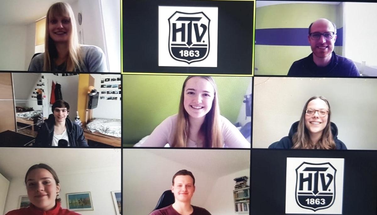 HTV Jugendvorstand 2021